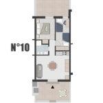 Appartamento n°10