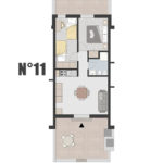 Appartamento n°11