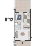 Appartamento n°12