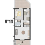 Appartamento n°14