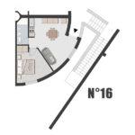 Appartamento n°16