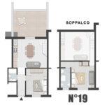 Appartamento n°19