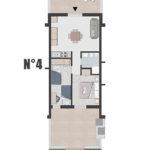 Appartamento n°4
