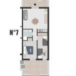 Appartamento n°7